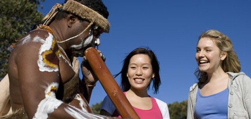 Tourism and Transport Forum research shows Australians 'love' international tourists