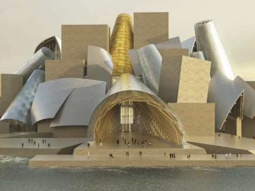 Delayed Guggenheim Abu Dhabi project now set for 2022 opening