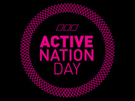 Encouraging healthier lifestyles on Active Nation Day
