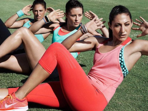 New research shows women want fashion and function in active wear