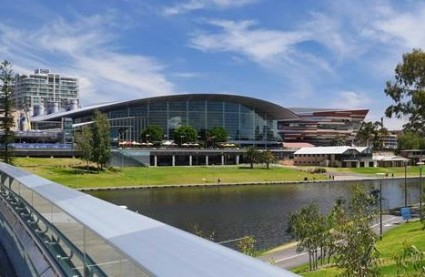 Adelaide welcomes opening of its extended Convention Centre