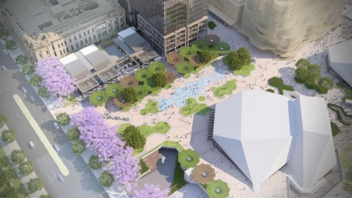 Adelaide Festival Plaza development gets approval