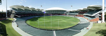 Adelaide Oval redevelopment wins multiple awards