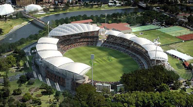 Abel Sports to supply goalposts for Adelaide Oval