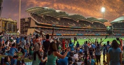 More than 1.6 million sport and music fans enjoy first year of the new Adelaide Oval