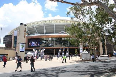 Adelaide Oval introduces upgraded security for summer events