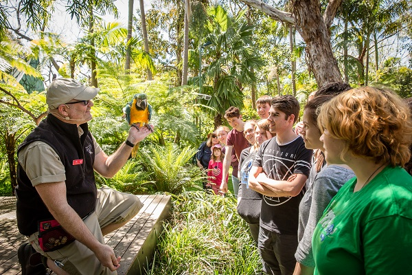 Adelaide Zoo secures South Australian Major Tourism Attraction of the Year award