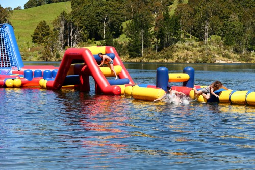 Ongoing aquatic inflatable innovations from Aflex