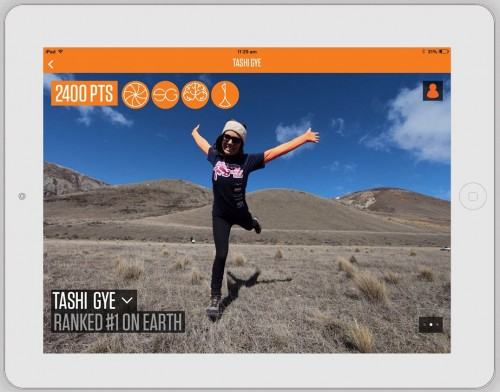 World-first App to unite adventure travellers around the world