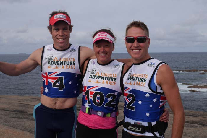Adventure racers get the call up to represent Australia