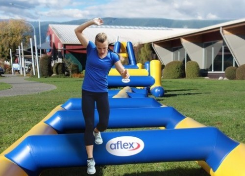 Aflex Technology adds land inflatable range to meet growing demand