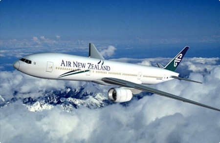 Live Nation announces new partnership with Air New Zealand