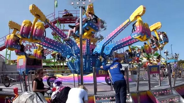 Safework SA completes investigation into 2014 Royal Adelaide Show ride death