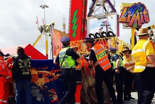 Royal Adelaide Show ride owners fined $157,000 over child's death, but unlikely to pay up