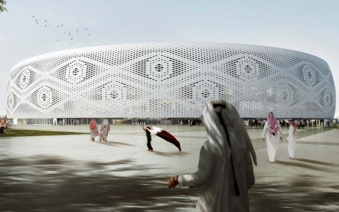 Qatar's Al Thumama Stadium wins prestigious international