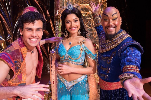 Ticketmaster clients name Aladdin The Musical Australia's Ticket of the Year for 2018