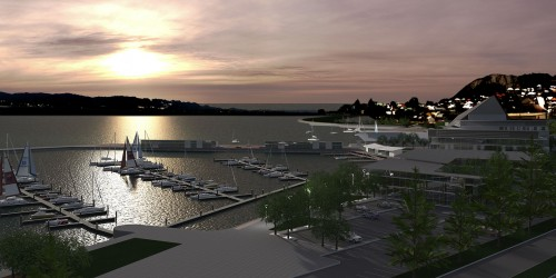 $42 million Albany Waterfront project opens
