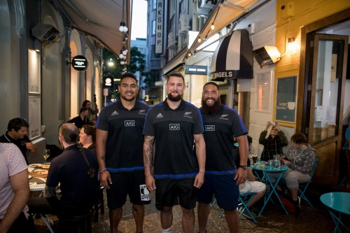 All Blacks feature in new campaign to promote Auckland