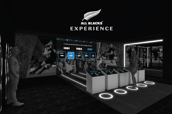 Recruitment underway for a Business Manager at Auckland's All Blacks Experience