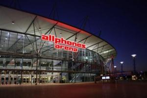 Allphones Arena ranked among world's top arenas in Billboard Touring Awards
