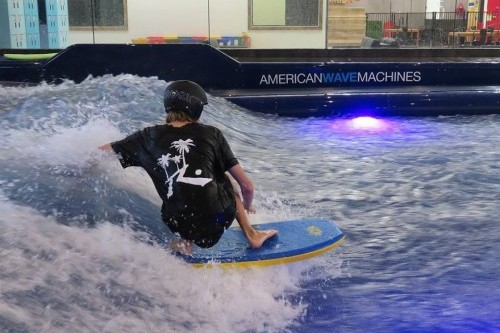 Australia's first indoor surfing venue opens in Perth