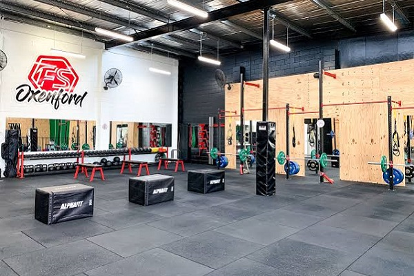 AlphaFit share advice on Commercial Gym Flooring