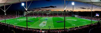 Christchurch temporary stadium wins major international honour