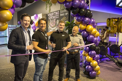 Anytime Fitness unveils 500th Australian club