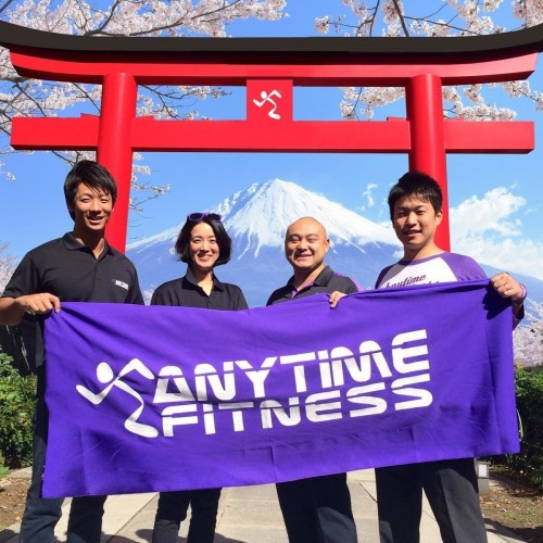 Anytime Fitness' global growth includes 100 gym openings in Japan