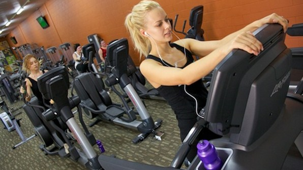One in four fitness club members would pay more for single-sex gyms