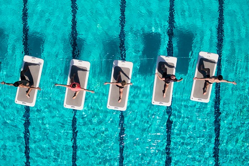 FloatFit aquatic fitness classes get Australian launch