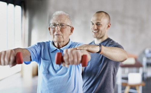 Older Australians healthier and more active but struggling with fitness