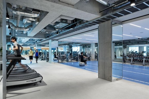 Architectural Reinvention Of The Modern Fitness Club At