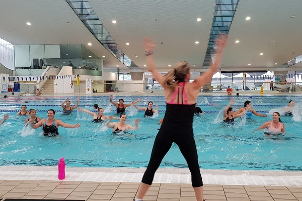 World leading presenters to address inaugural Australian International Aqua Fitness Convention