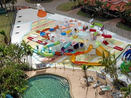 New aquatic play park part of the revival of the Whitsundays