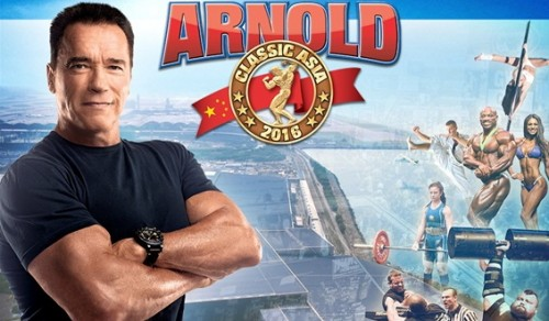 Arnold Classic Asia marks expansion across six continents