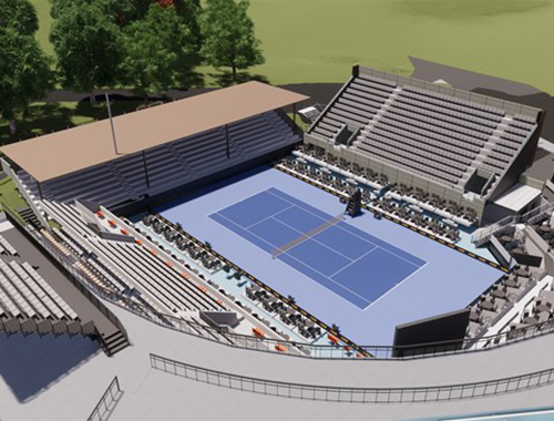 Funding secured for Auckland ASB Tennis Arena redevelopment