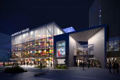 Creative New Zealand commits $4.5 million to Auckland Waterfront Theatre Project