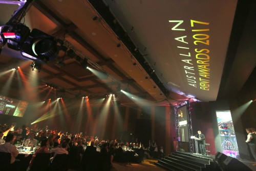 Australian Event Awards winners revealed at gala event