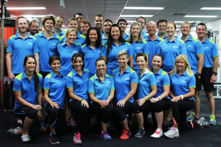 Australian Institute of Fitness named a finalist in 2015 NSW Training Awards