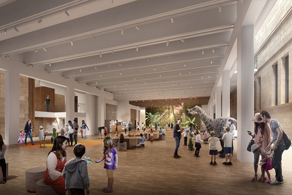 Sydney's Australian Museum set to close for major renovations