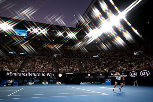Australian Open the nation's most popular sporting event