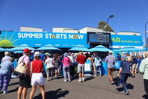 Australian Open fans turned away after buying resale tickets