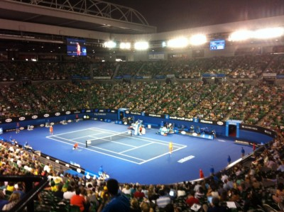 Record crowds attend 2015 Australian Open
