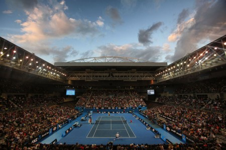 2017 Australian Open breaks attendance records