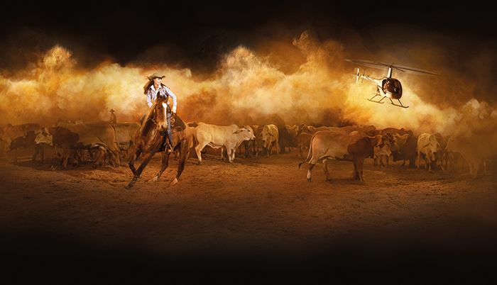 Village Roadshow Theme Parks launches Australian Outback Spectacular's Heartland