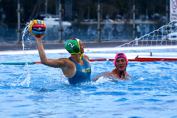 KAP7 extends partnership with Water Polo Australia across grassroots and high-performance