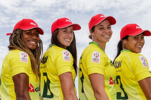 Aon to sponsor Australia's women's rugby sevens and new universities competition
