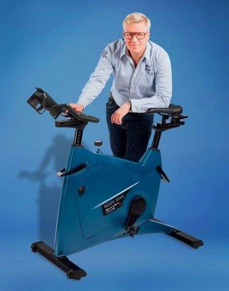 BODY BIKE introduces world-first indoor cycling bike built from recycled plastic