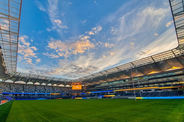 Sydney's Bankwest Stadium gets community opening